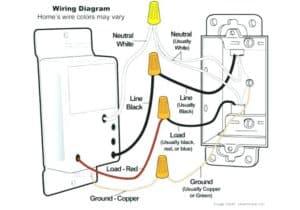 ELV Dimmer Wiring