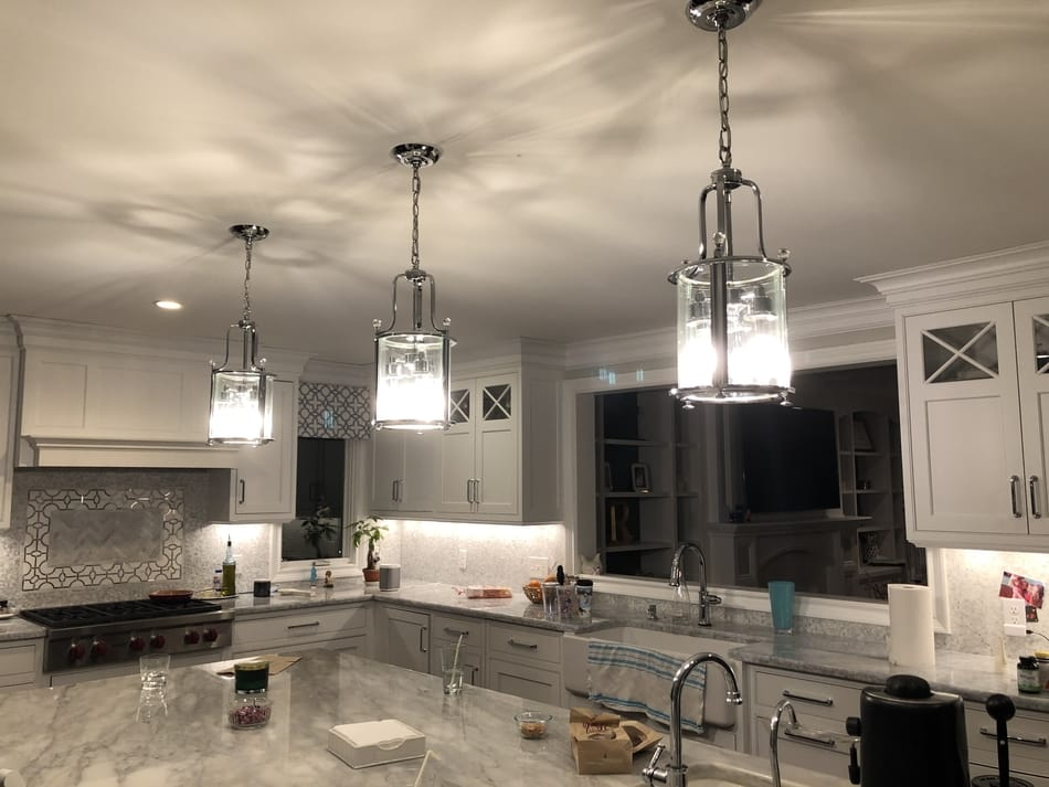How To Light A Kitchen Island 5 Great Tips Lighting Tutor