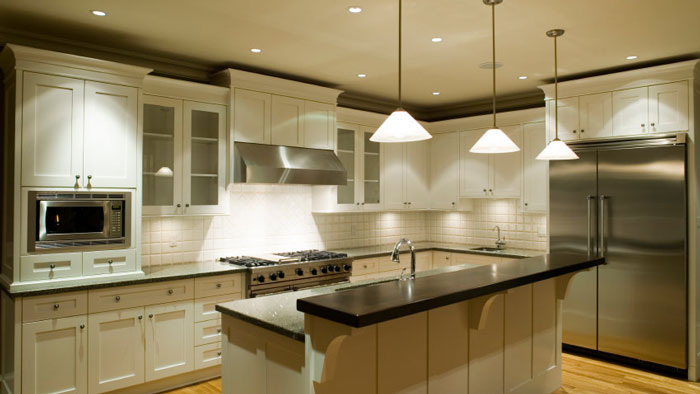 kitchen lighting adds value