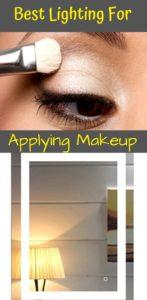 best lighting for makeup