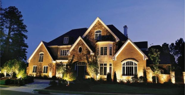 how to choose outdoor lighting