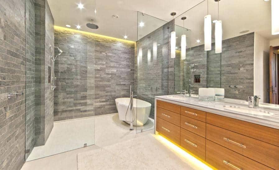 What is the Best Lighting for the Shower? - Lighting Tutor