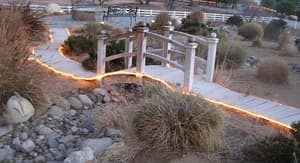 path rope lights