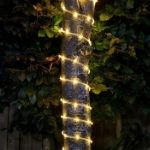 Outdoor Rope Lighting for Trees
