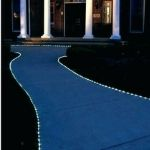 walkway rope lighting