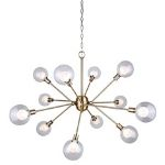 chain hung chandelier